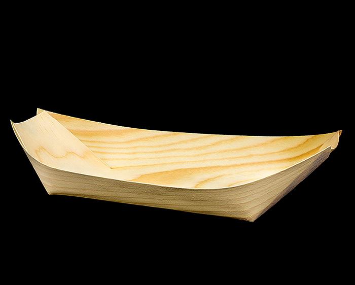 Бамбуковая лодочка