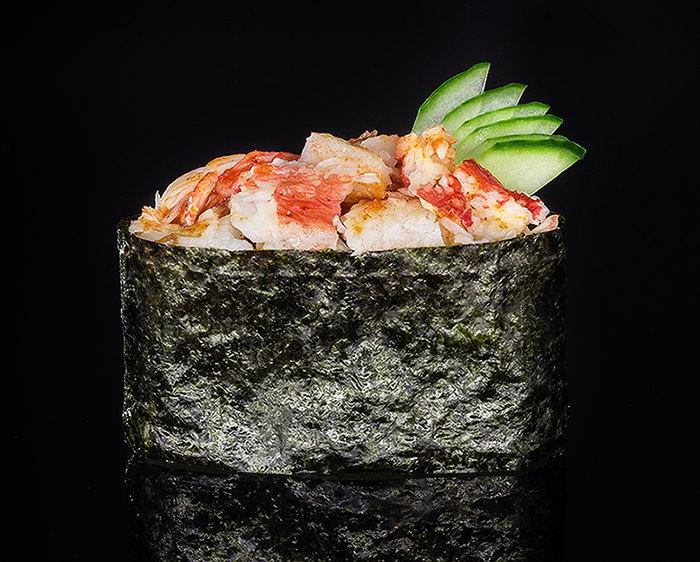 Гункан-суши Спайс кани