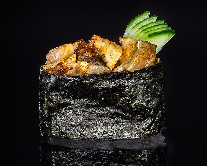 Гункан-суши Спайс унаги