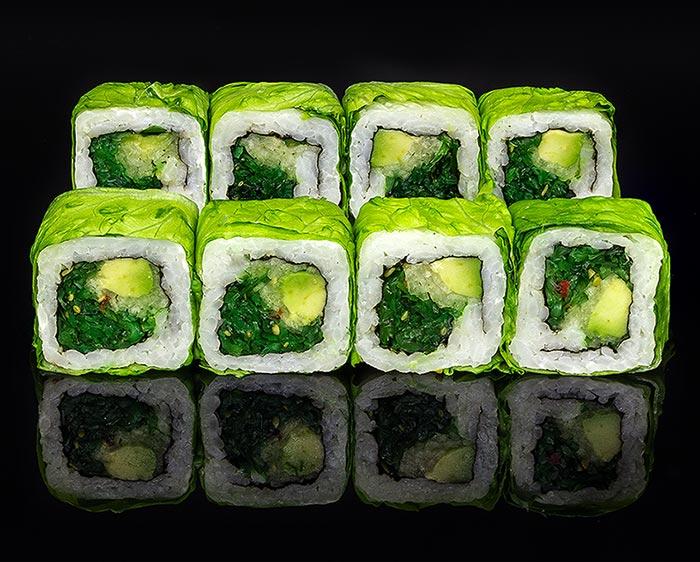 Зеленый овощ